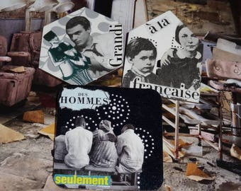 Only men's: fragments of a narrative