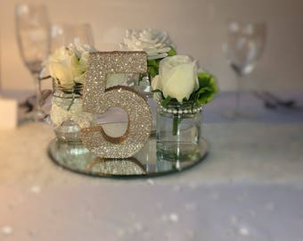 Wedding table numbers 1-19 Wedding table decoration Wooden wedding table numbers wedding reception Luxury wedding table decorations