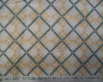 Vintage Thimbleberries Fabric