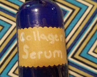 Collagen hyaluronic acid serum 4 oz