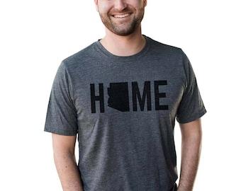 T-Shirt - Arizona HOME Men's Tee