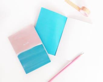 Be Still A6 Notebook, A6 Notebook, Notebook, Pocket Notebook, Notebooks, Prayer Journal, Journal, Stationery Gift