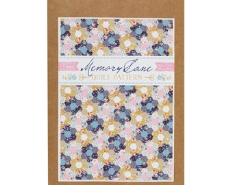 Tilda Plaid Memory Lane pattern