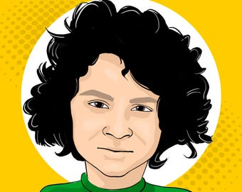 Cartoon portraits, caricatures, avatars and profile photos from your photos