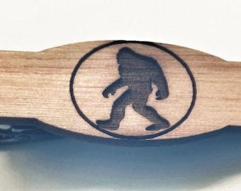 Bigfoot Tie Bar