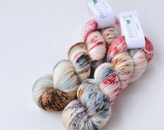 AMEYO! Hand Dyed Tough Sock Yarn - Prodigy