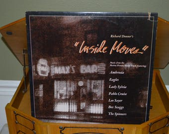 Vintage Vinyl Original Soundtrack Record: Inside Moves Album FMH-3506