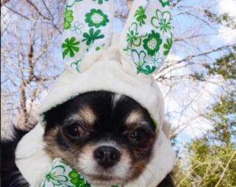 Bunny Ears Dog-Cat Rabbit Costume Hat