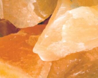 Yellow Calcite Chunks - 1-1.5inch - Vienna Imports