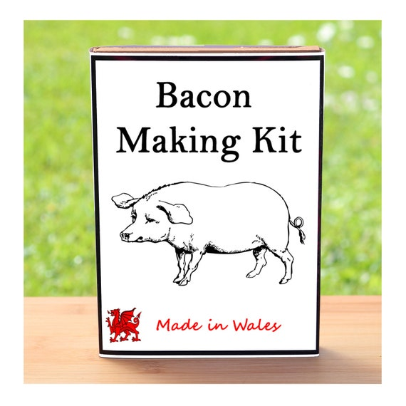 Meat Lover Gift - Bacon Making Kit - Make Your Own Bacon