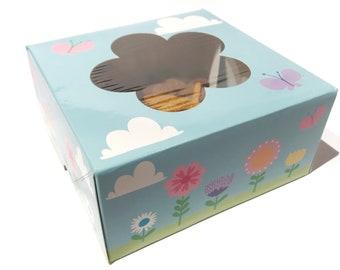 Dog Treats - Happy Spring Gift Box - Gourmet Dog Treats Gift Box Vegetarian All Natural - Shorty's Gourmet Treats