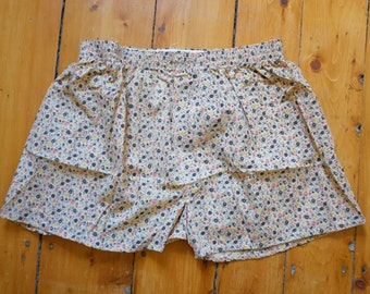 Vintage Printed Mens Boxers New Lg