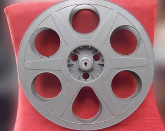 Home Theater Movie Reel Art Wall Decor Plastic 15'' New - Cinema Style Film Reel