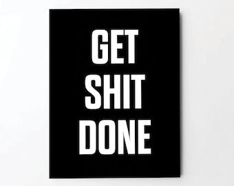 Motivational Wall Art, Motivational Poster, Motivational Quotes, Motivational Gifts, Inspirational Quote, Inspirational Sign, Printable Art
