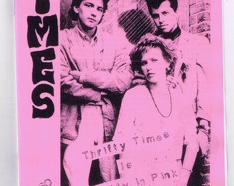 Thrifty Times 12 - A Zine about Thrifting