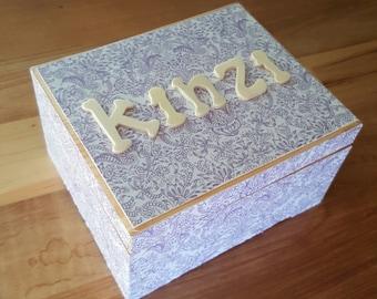 Custom Memory Box