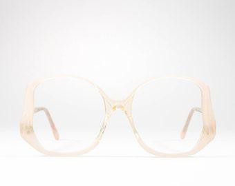 Vintage 70s Glasses | Oversize Glasses Frames | 1970s Eyeglasses | Seventies Deadstock Eyewear - Victoria 4