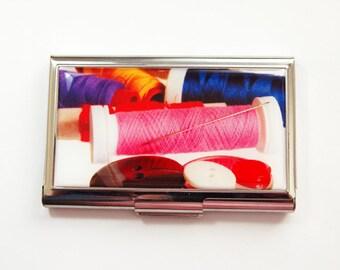Needle case, Sewing Needle case, Needle holder, Quilting Needle case, Sewing supplies, Needle organizer, Kellys Magnets (3907)