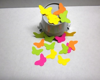 200  Tiny Butterfly Confetti-Butterflies, Party Decorations, Confetti,Die Cut Butterflies-CB-2