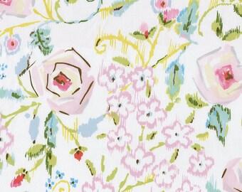 Pink Primrose Fabric - By The Yard - Girl / Modern / Fabric