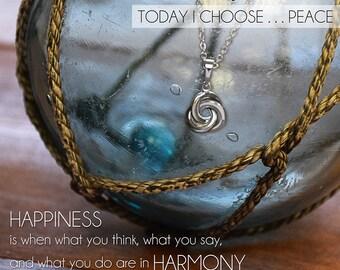 Harmony Knot Necklace