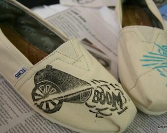 Cannon TOMS Shoes