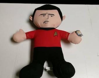 Star Trek-The Original Series Plush Doll: Scotty