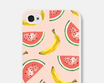 Watermelon iPhone 6 Case - Fruit iPhone 6 Case - Pink iPhone 6 Case - Watermelon iPhone 5 Case - Pink iPhone 5 Case Pink iPhone 6 Plus Case