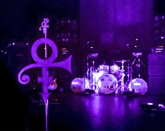 Prince Wall Art, Prince Decor, Prince Print, Prince Love Symbol, RIP Prince, Prince Tribute, Prince Art, Purple Print, Prince Artwork