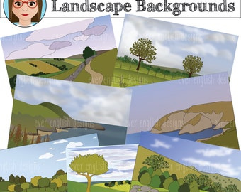 Landscape Backgrounds