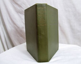 My Garden of Memory: An Autobiography, Kate Douglas Wiggin, Published by Houghton Mifflin Boston 1923 Hardcover First Edition