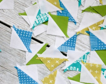 Perfect HSTs - Half-Square Triangle Templates