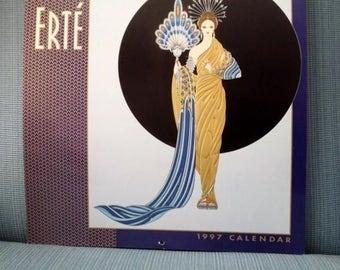 1997 Erte Calendar