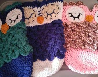 Baby Owl Sacks