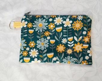 Zipper Pouch, Makeup Bag, Pencil Case