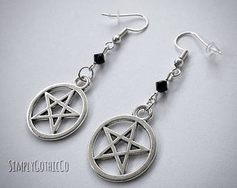 Gothic Witchcraft Earrings