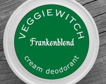 Frankenblend - Veggiewitch Cream Deodorant - All Natural - Vegan & Organic