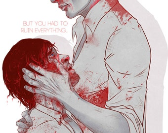 Hannibal_You ruined everything (Mizumono)