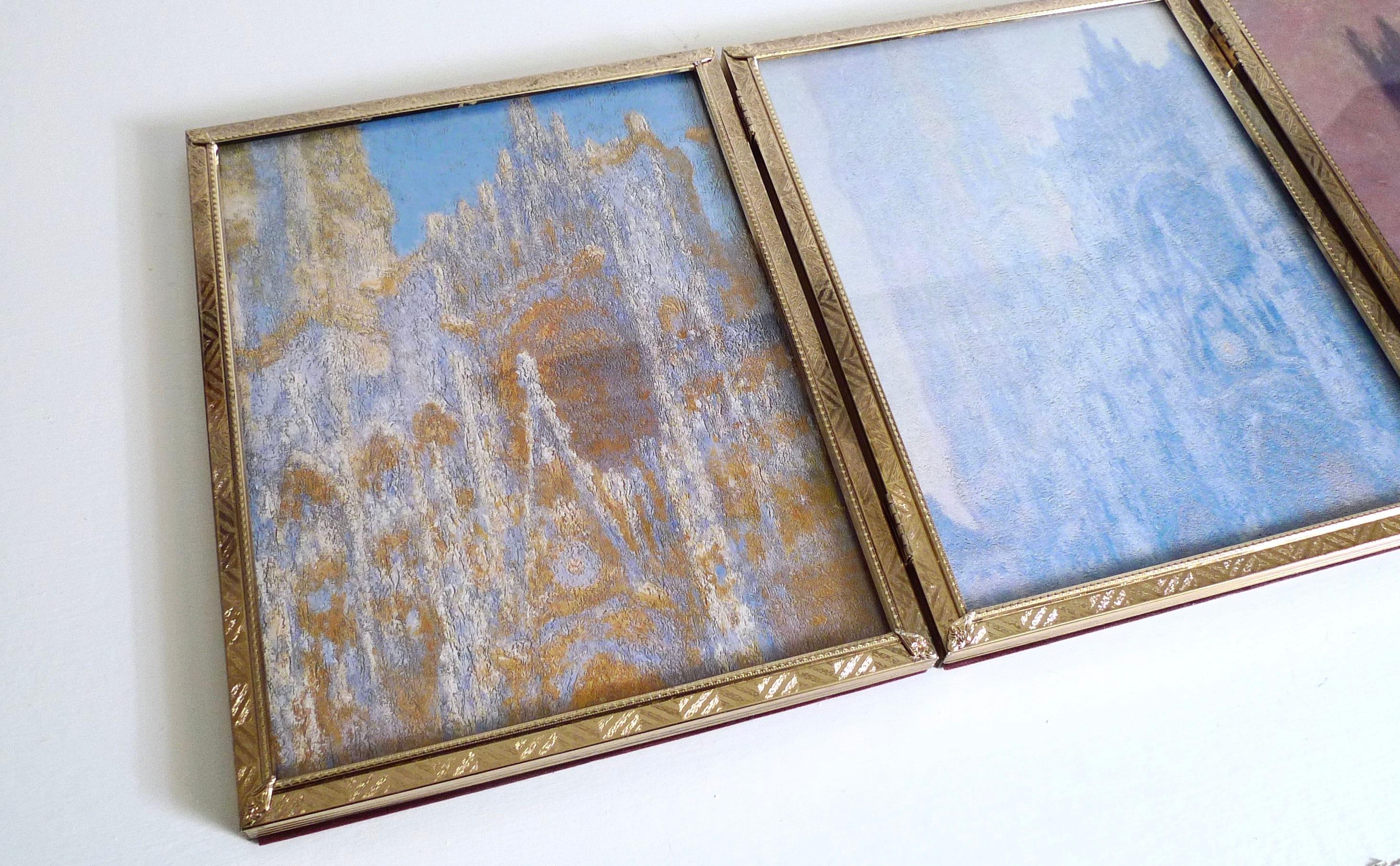 Contemporáneo Pliegue Tri Muebles De Espejo Del Tocador Colección ...