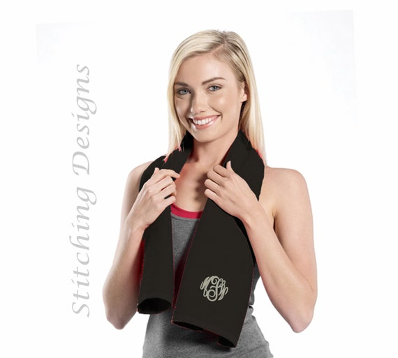 Best Gym Workout Towels: Workout Towel Fitness Towel Personalized Exercise Towel Gym