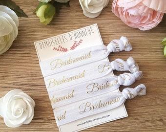 Lady d honor/bachelorette party/bracelet bracelet bracelets elastic bridesmaid/wedding/bridesmaid d honor/gift favor/wedding bracelet