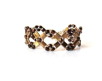 Beaded Bracelet, Bead Bracelet, Beaded Jewelry, Boho Bracelet, Everyday Jewelry, Gift for Her, Womens Gift, Gift for Mom, Girlfriend Gift