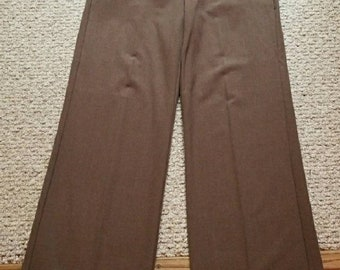 Old Navy Brown Trousers