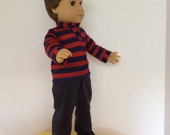 18 in boy doll Henley