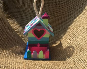 Mini Birdhouse