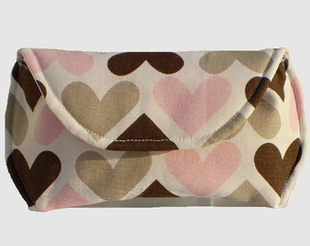 Have a Heart Oversized Sunglass Case - Free Shipping in the US