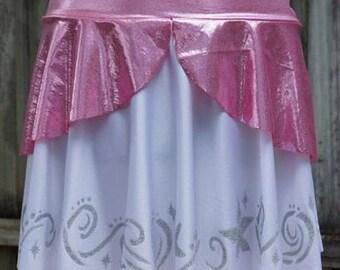 Ariel Pink Runnng Skirt