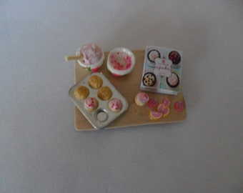 """Magnet """"Cupcakes Board"""""""