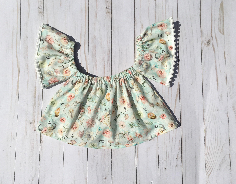 Boho Baby Girl Clothes Boho Baby Girl Bohemian Clothes