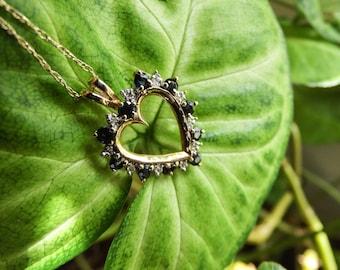 Sweetheart - Diamonds, Sapphires & Gold